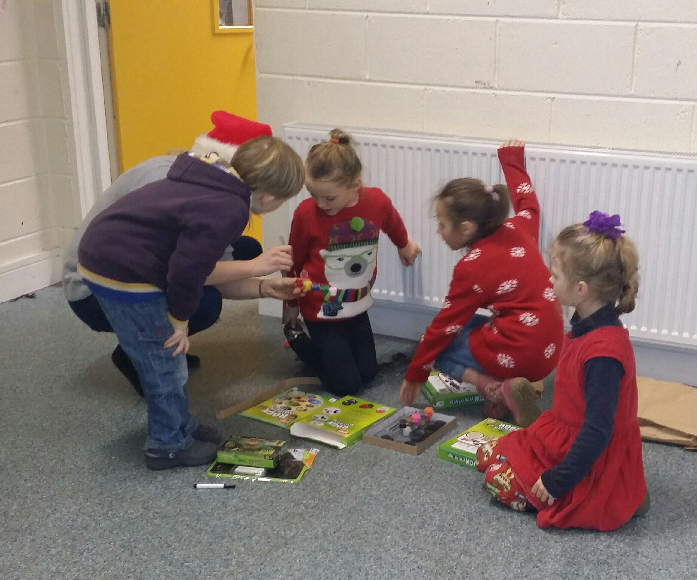St Columba's Christmas Party Dec 2015 094